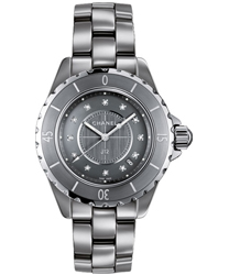 Chanel J12 38mm Unisex Watch Model H3242