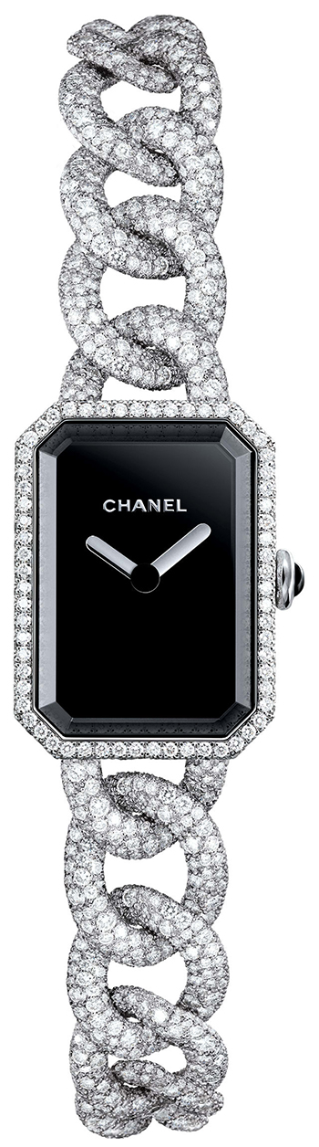 Chanel Premiere Ladies Watch Model H3291