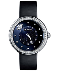 Chanel Mademoiselle Prive Ladies Watch Model H3389