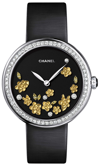 Chanel Mademoiselle Prive Ladies Watch Model H3467
