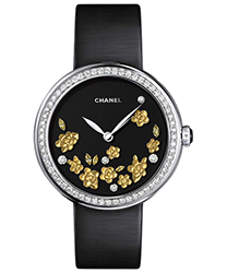 Chanel Mademoiselle Prive Ladies Watch Model: H3467