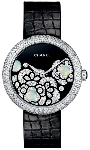 Chanel Mademoiselle Prive Ladies Watch Model H3469