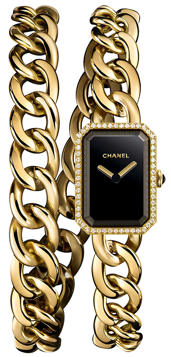 Chanel Premiere Ladies Watch Model H3750