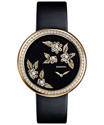 Chanel Mademoiselle Prive Ladies Watch Model H3821