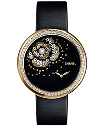 Chanel Mademoiselle Prive Ladies Watch Model H3822
