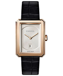 Chanel Boyfriend Ladies Watch Model H4313