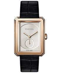 Chanel Boyfriend Ladies Watch Model H4315