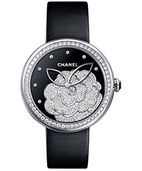 Chanel Mademoiselle Prive Ladies Watch Model H4318