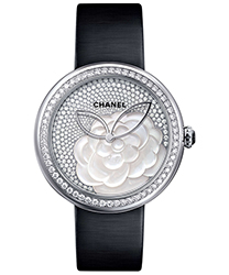 Chanel Mademoiselle Prive Ladies Watch Model H4319