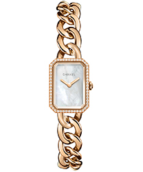 Chanel Premiere Ladies Watch Model H4411
