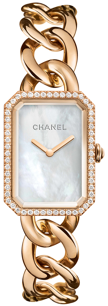 Chanel Premiere Ladies Watch Model H4412