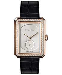 Chanel Boyfriend Ladies Watch Model H4471