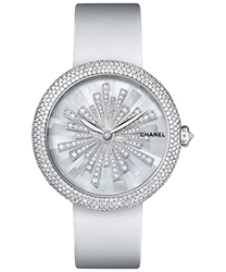 Chanel Mademoiselle Prive Ladies Watch Model H4530