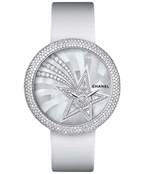 Chanel Mademoiselle Prive Ladies Watch Model H4531