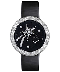 Chanel Mademoiselle Prive Ladies Watch Model H4658