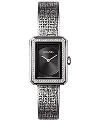 Chanel Boyfriend Ladies Watch Model H4877