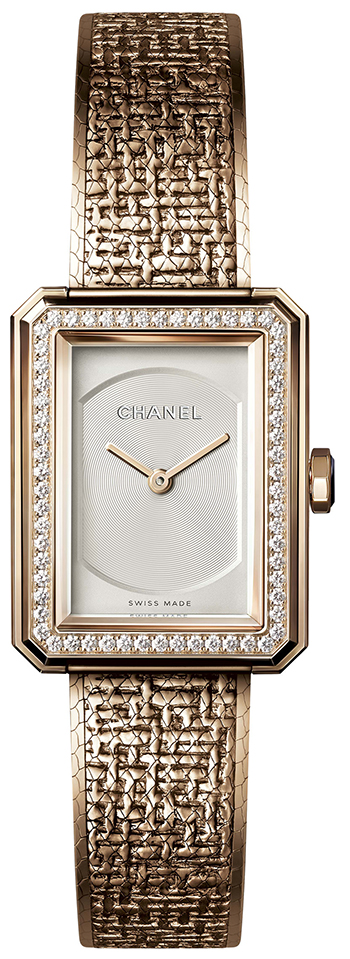 Chanel Boyfriend Ladies Watch Model H4881