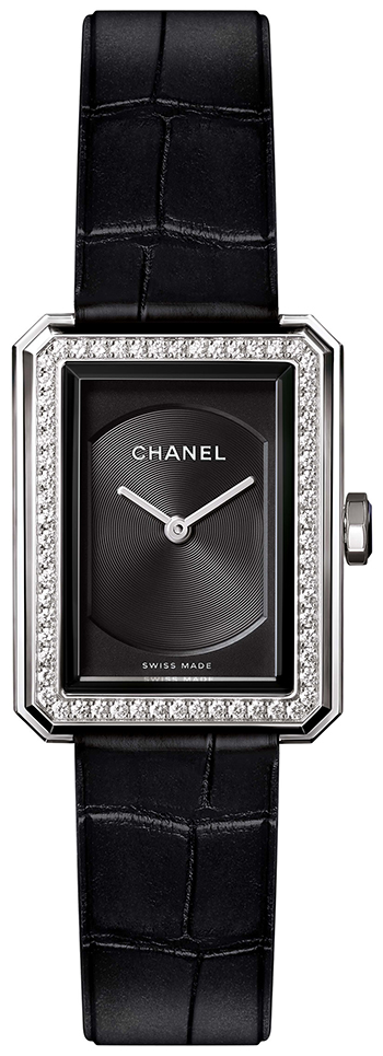 Chanel Boyfriend Ladies Watch Model H4883
