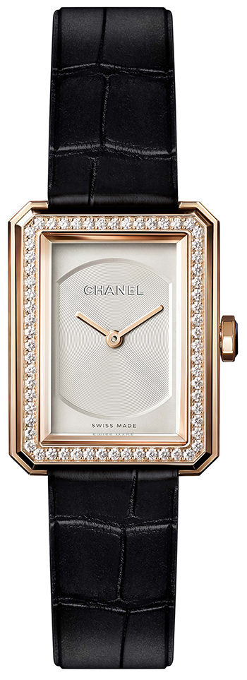 Chanel Boyfriend Ladies Watch Model H4887