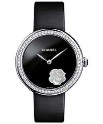 Chanel Mademoiselle Prive Ladies Watch Model H4897