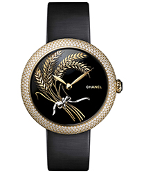 Chanel Mademoiselle Prive Ladies Watch Model: H4900