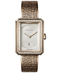 Chanel Boyfriend Ladies Watch Model H5315