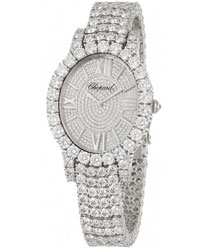 Chopard Heure Du Diamant Ladies Watch Model 109420-1002
