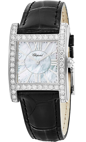 Chopard H Watch Ladies Watch Model 139361-1001 LBK