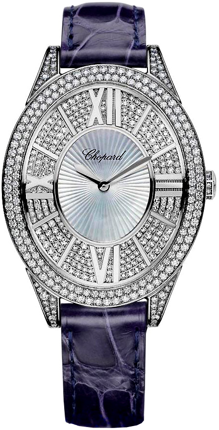 Chopard Classic Ladies Watch Model 139365-1001 Thumbnail 2