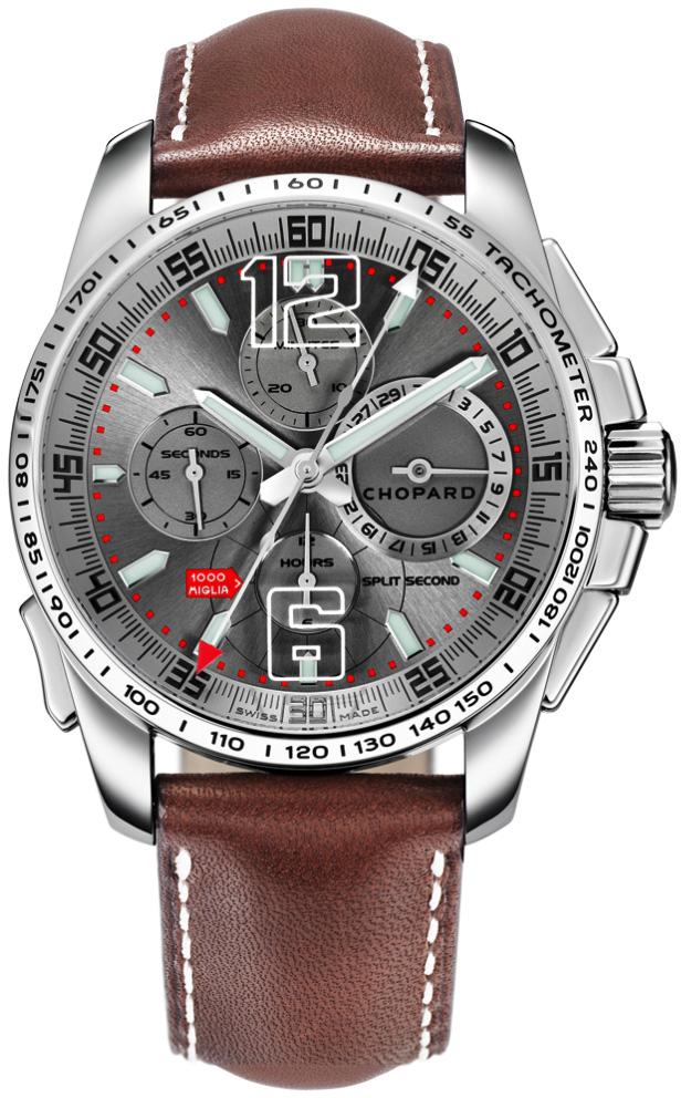 b39a1e18cb57 Chopard Mille Miglia Limited Edition Split Second Men s Watch Model 168513 -3001L