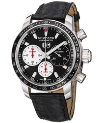 Chopard Miglia Jacky Ickx Edition V    Model: 168543-3001-LBK
