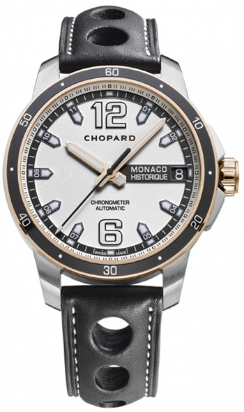 Chopard Grand Prix de Monaco Historique Men's Watch Model 168568-9001