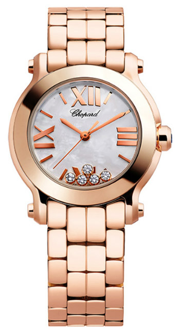 Chopard Happy Sport Ladies Watch Model 274189-5003