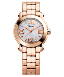 Chopard Happy Sport Ladies Watch Model: 274189-5003