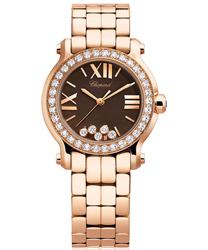 Chopard Happy Sport Ladies Watch Model 274189-5008