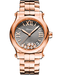 Chopard Happy Sport Ladies Watch Model 274808-5013