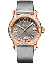 Chopard Happy Sport Ladies Watch Model 274808-5014