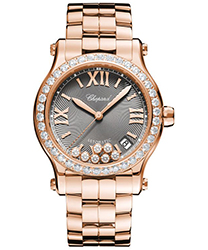 Chopard Happy Sport Ladies Watch Model 274808-5015