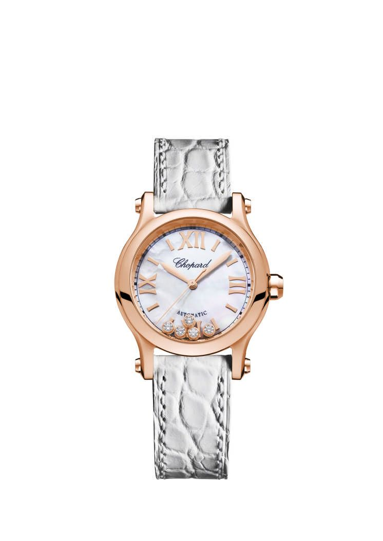 Chopard Happy Sport Ladies Watch Model 274893-5009