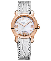 Chopard Happy Sport Ladies Watch Model: 274893-5009