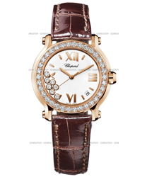 Chopard Happy Sport Ladies Watch Model 277473-5001