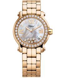 Chopard Happy Sport Ladies Watch Model 277481-5001