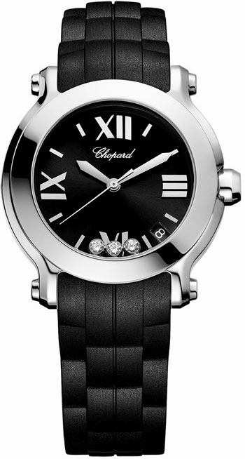 Chopard Happy Sport Ladies Watch Model 278475-3014