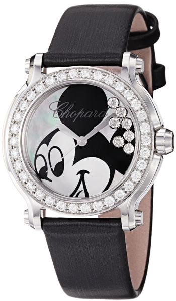 Chopard Happy Sport Ladies Watch Model 278475-3033-LBK