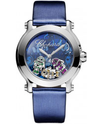 Chopard Happy Sport Ladies Watch Model 278475-3049
