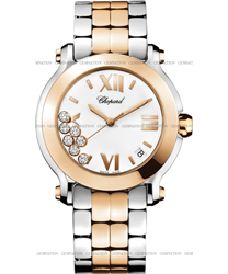 Chopard Happy Sport Ladies Watch Model 278488-9001