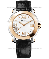 Chopard Happy Sport Ladies Watch Model 278492-9001