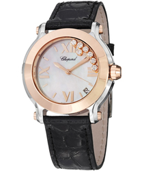 Chopard Happy Sport Round   Model: 278492-9004