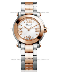 Chopard Happy Sport Ladies Watch Model 278509-6003