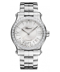 Chopard Happy Sport Ladies Watch Model 278559-3004